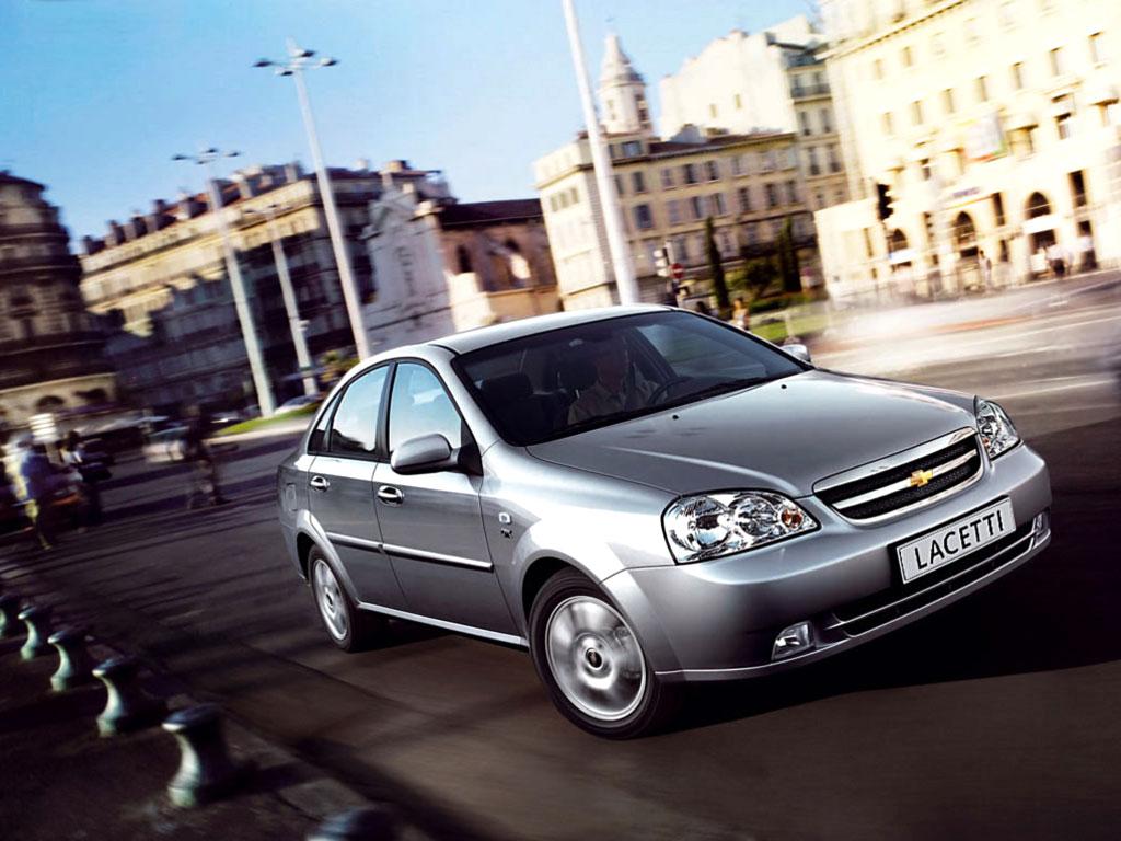 Chevrolet Lacetti 2012 foto - 2