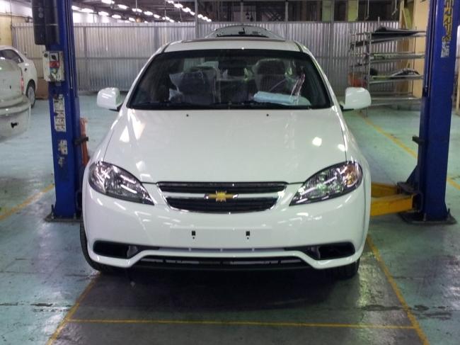 Chevrolet Lacetti 2012 foto - 4