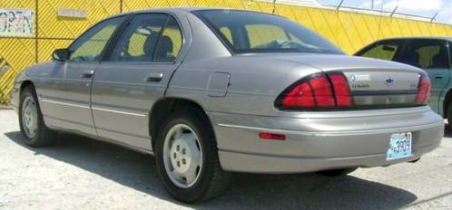 Chevrolet Lumina 1997 foto - 1