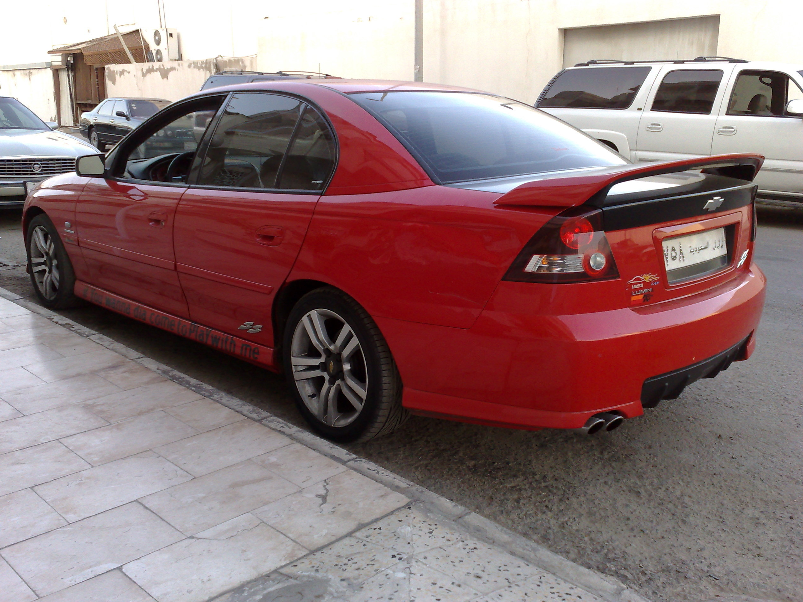 Chevrolet Lumina 2004 foto - 1