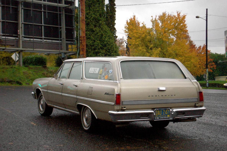Chevrolet Malibu 1965 foto - 5