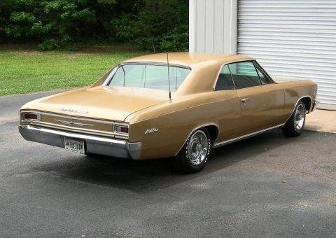 Chevrolet Malibu 1966 foto - 1