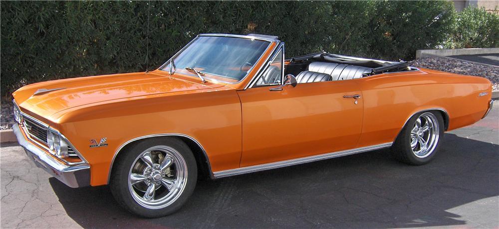 Chevrolet Malibu 1966 foto - 3