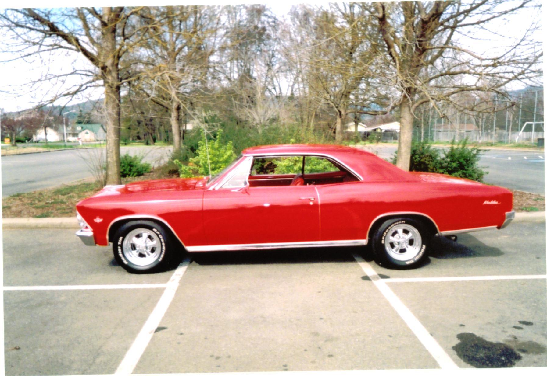 Chevrolet Malibu 1966 foto - 4