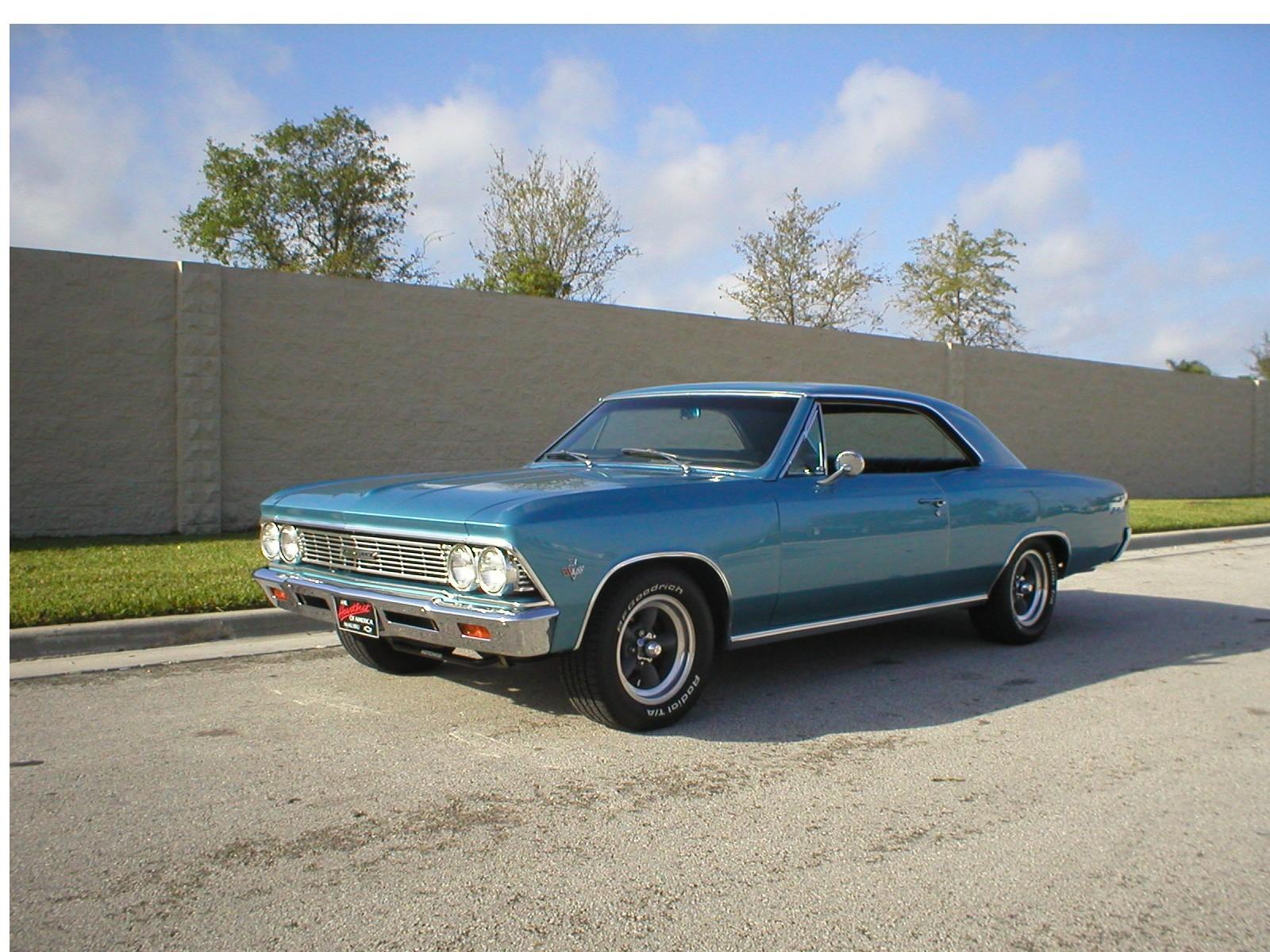Chevrolet Malibu 1966 foto - 5