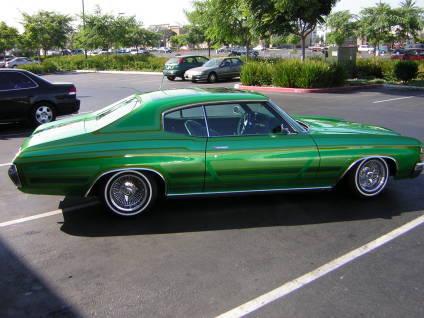 Chevrolet Malibu 1971 foto - 1
