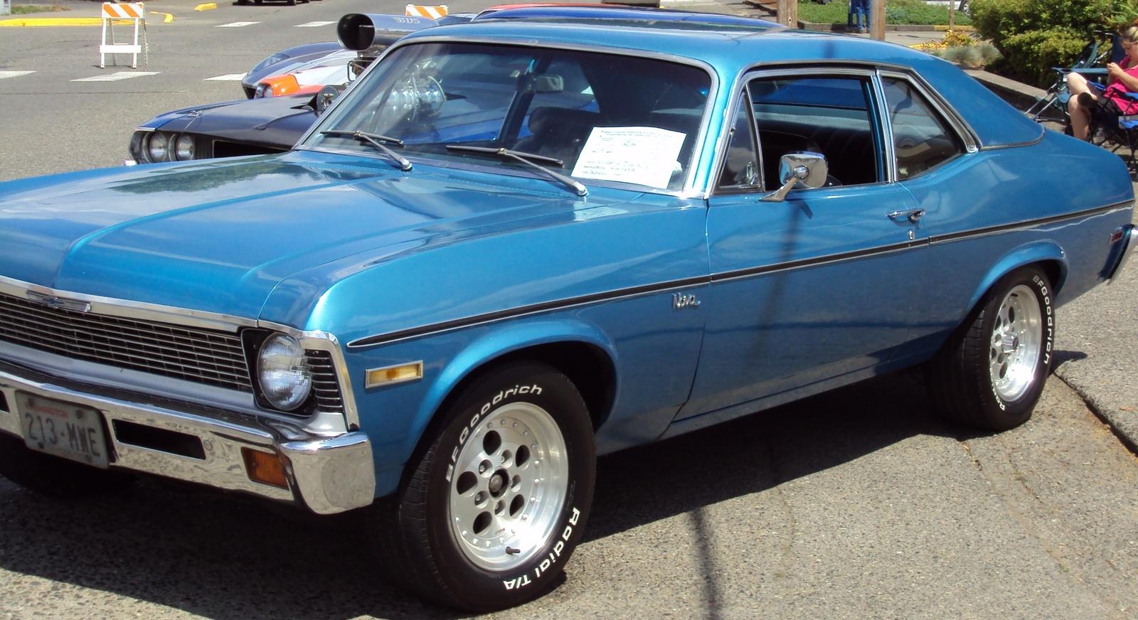 Chevrolet Malibu 1971 foto - 4