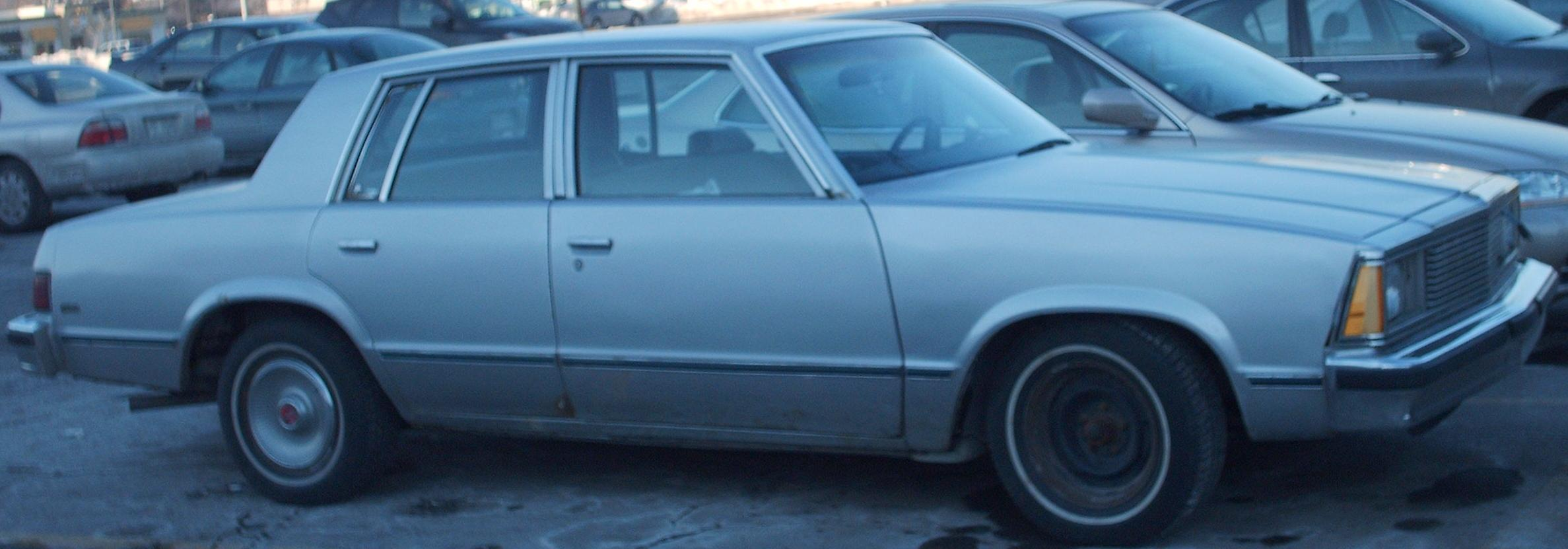 Chevrolet Malibu 1981 foto - 3