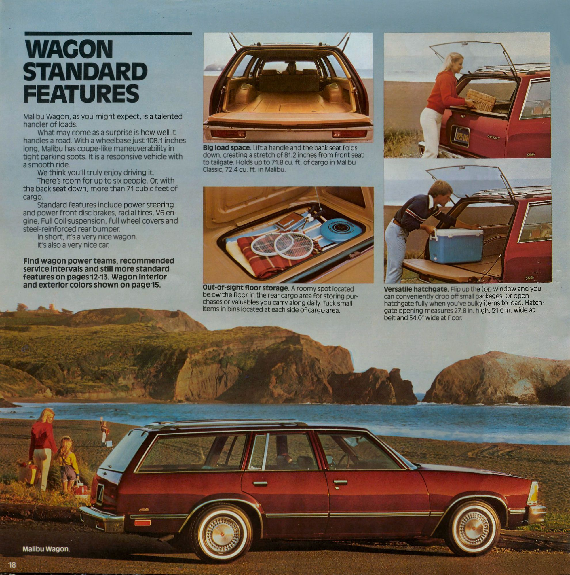 Chevrolet Malibu 1981 foto - 4