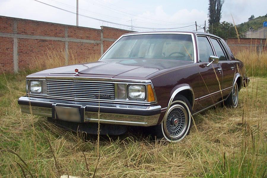 Chevrolet Malibu 1981 foto - 5