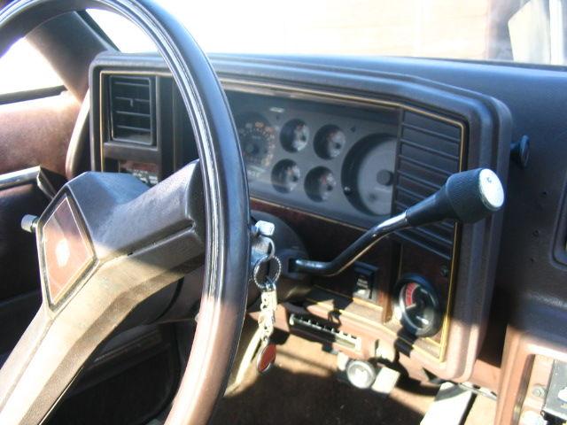 Chevrolet Malibu 1983 foto - 1