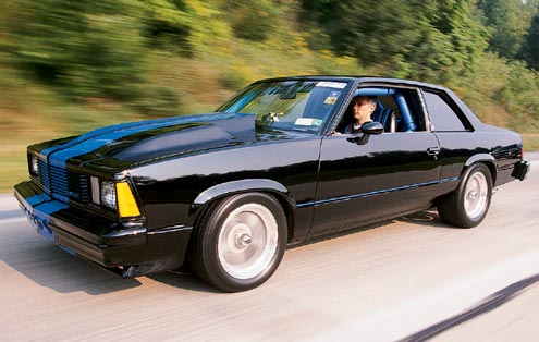Chevrolet Malibu 1983 foto - 4
