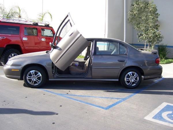 Chevrolet Malibu 1997 foto - 3