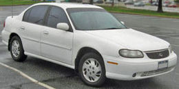 Chevrolet Malibu 1997 foto - 5