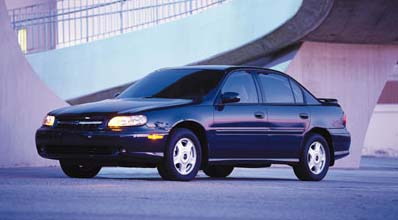 Chevrolet Malibu 2001 foto - 2