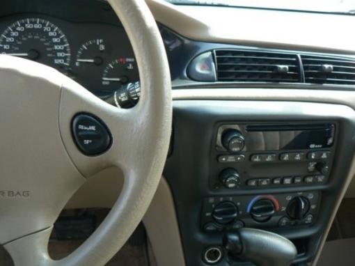 Chevrolet Malibu 2001 foto - 5