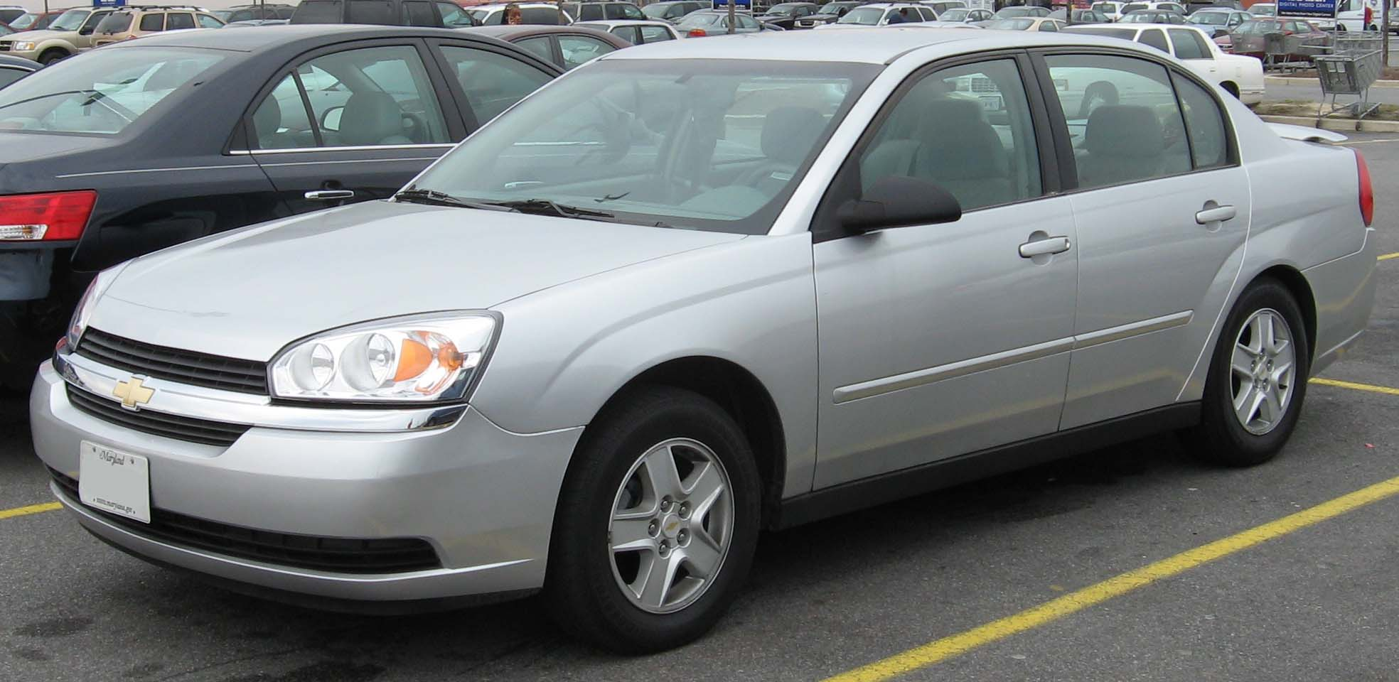 Chevrolet Malibu 2004 foto - 1