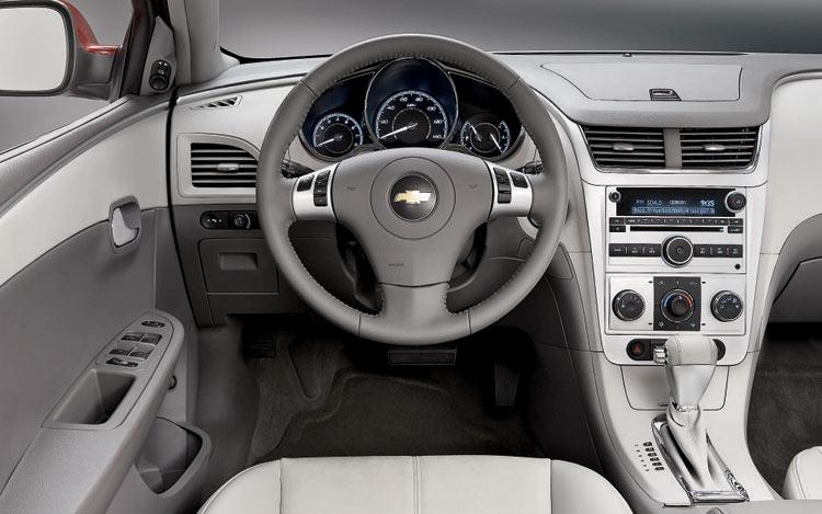 Chevrolet Malibu 2004 foto - 2