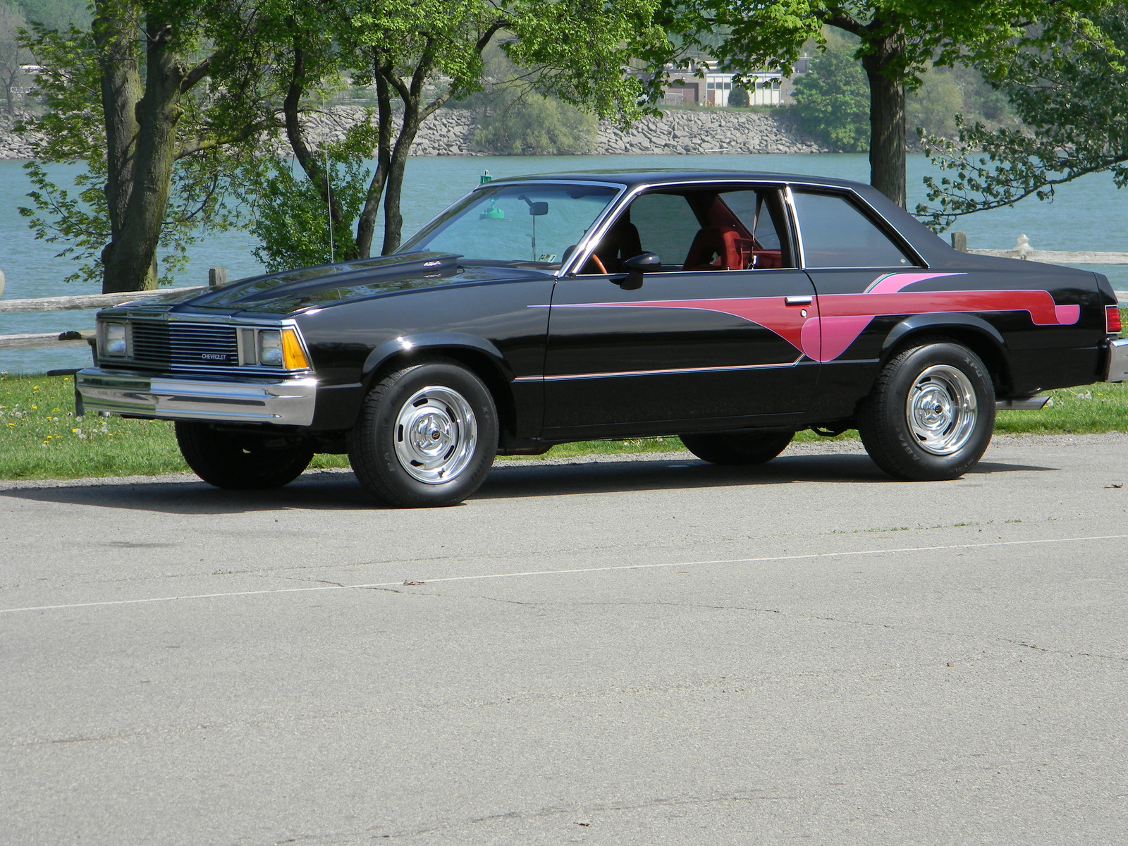 Chevrolet Malibu 2004 foto - 5