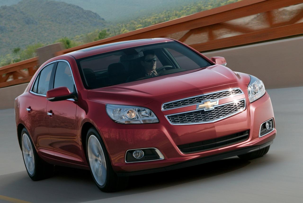 Chevrolet Malibu 2013 foto - 3