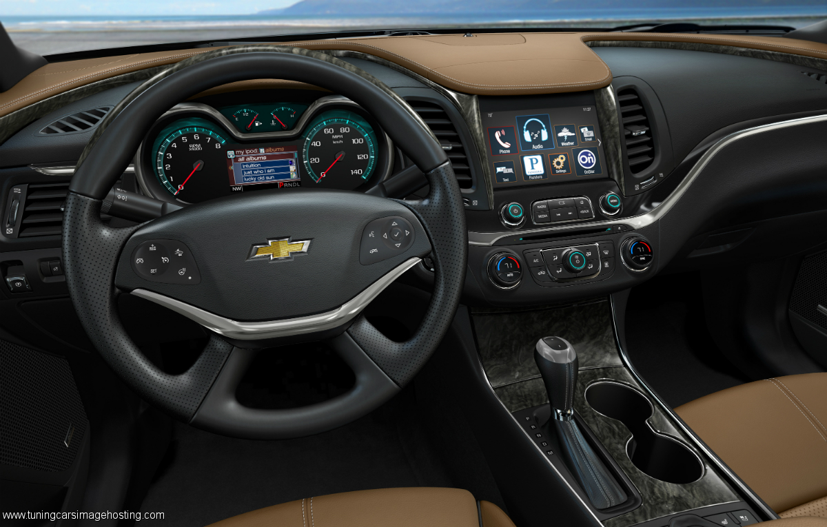 Chevrolet Malibu 2014 foto - 1