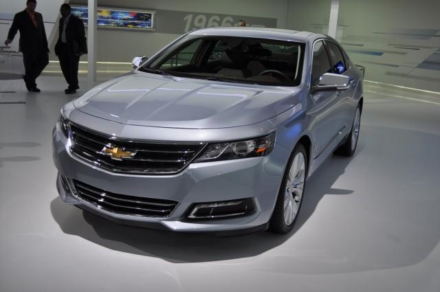 Chevrolet Malibu 2014 foto - 5