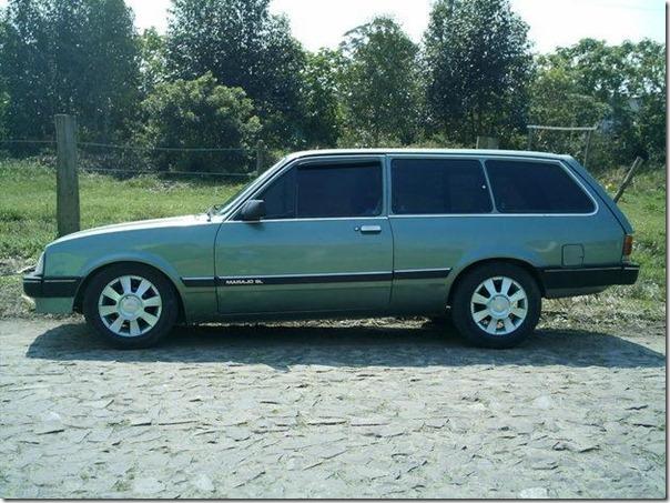 Chevrolet Marajo 1989 foto - 2