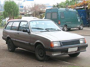 Chevrolet Marajo 1989 foto - 3
