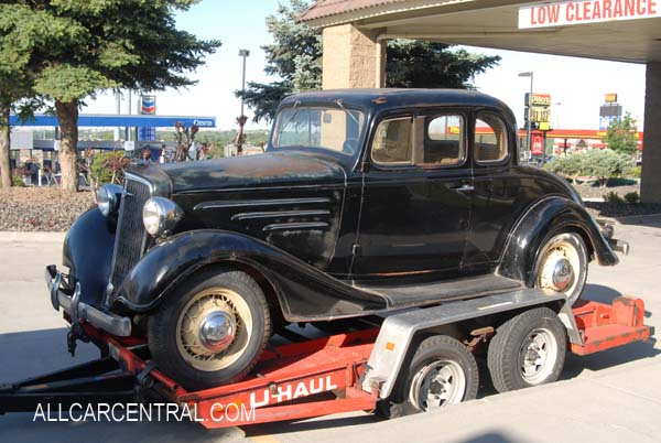 Chevrolet Master 1934 foto - 2
