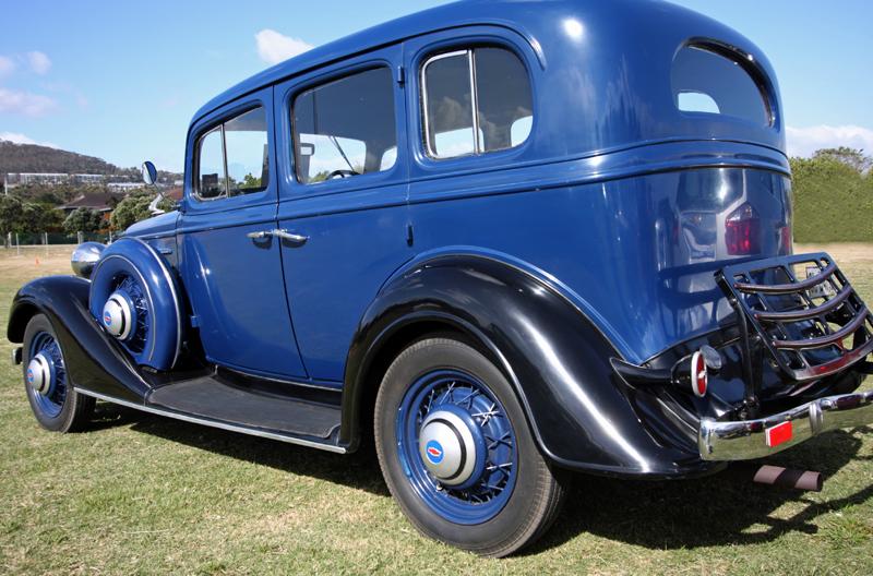 Chevrolet Master 1934 foto - 4