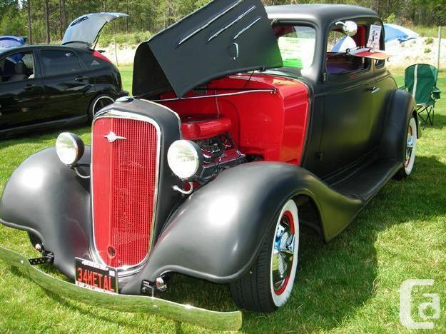 Chevrolet Master 1934 foto - 5