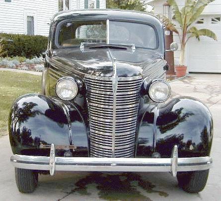 Chevrolet Master 1937 foto - 1
