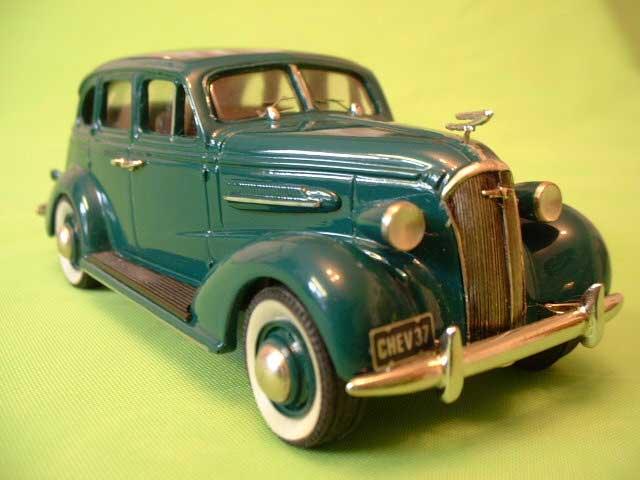 Chevrolet Master 1937 foto - 4