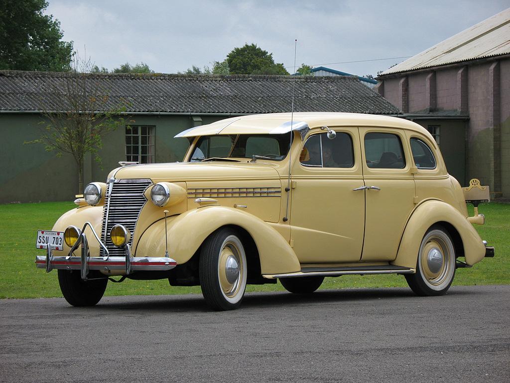 Chevrolet Master 1938 foto - 3