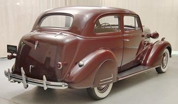 Chevrolet Master 1938 foto - 4