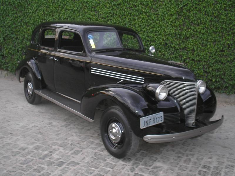 Chevrolet Master 1939 foto - 2
