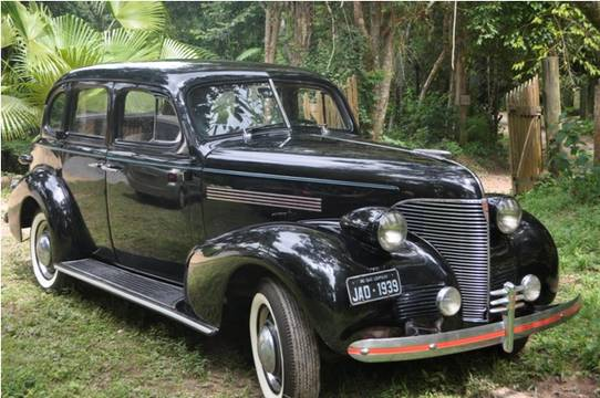 Chevrolet Master 1939 foto - 4