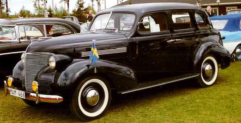 Chevrolet Master 1939 foto - 5