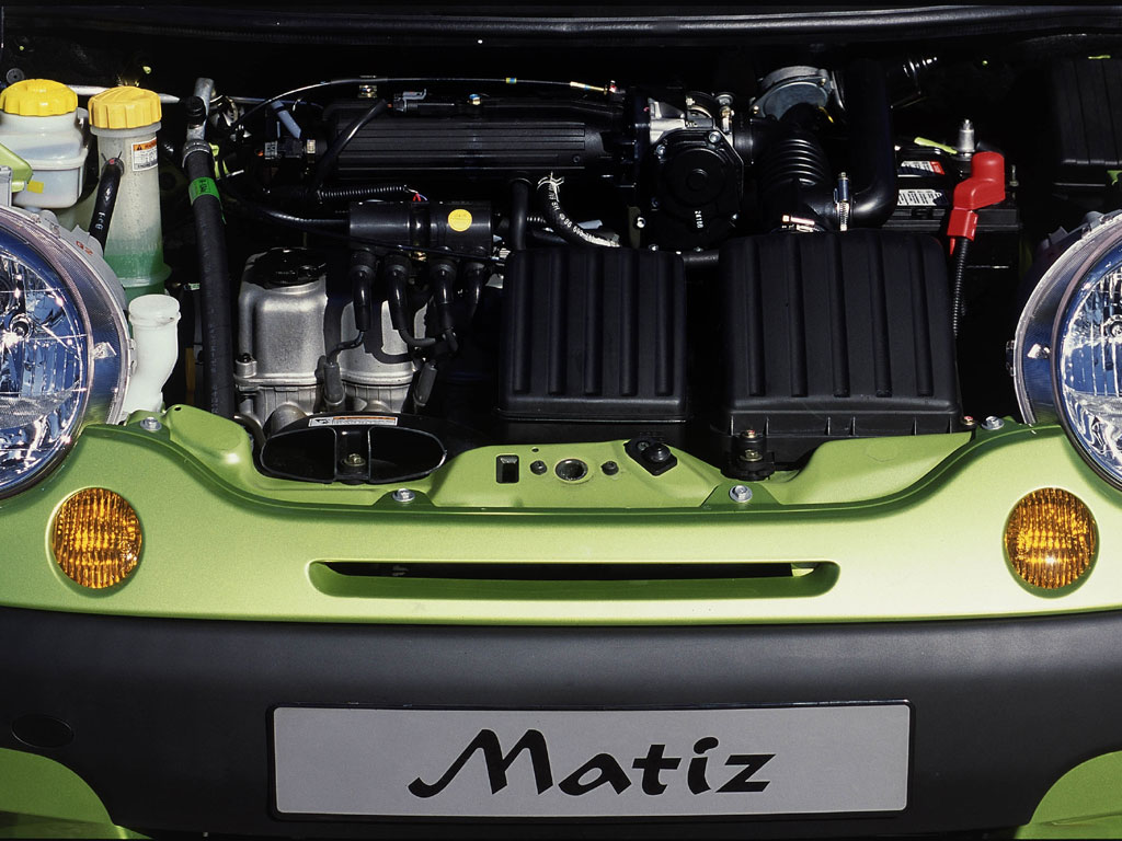 Chevrolet Matiz 2002 foto - 2