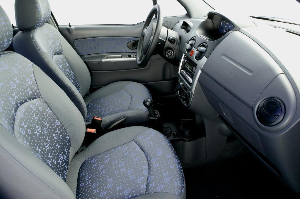Chevrolet Matiz 2007 foto - 3