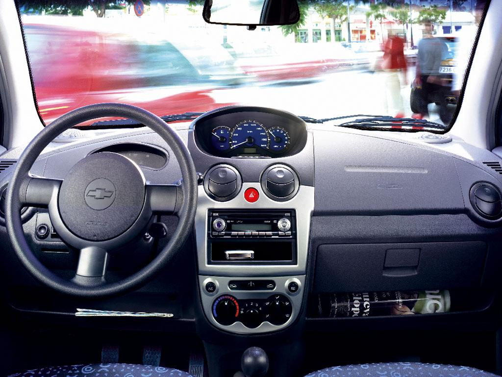 Chevrolet Matiz 2011 foto - 3