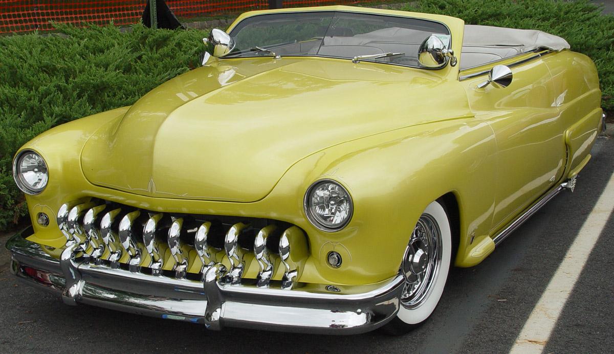 Chevrolet Mercury 1950 foto - 1