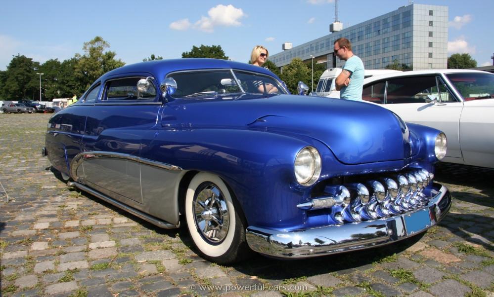 Chevrolet Mercury 1950 foto - 3