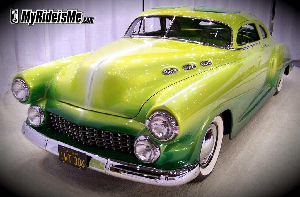 Chevrolet Mercury 1950 foto - 5