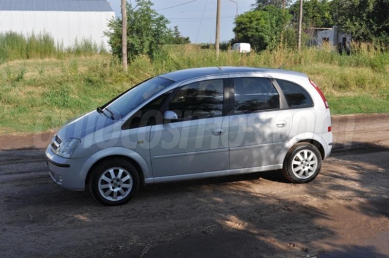 Chevrolet Meriva 2003 foto - 1
