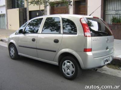 Chevrolet Meriva 2004 foto - 1