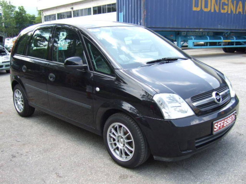 Chevrolet Meriva 2004 foto - 4