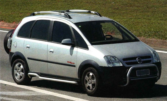 Chevrolet Meriva 2004 foto - 5