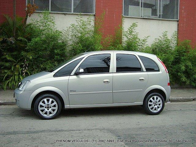 Chevrolet Meriva 2005 foto - 1