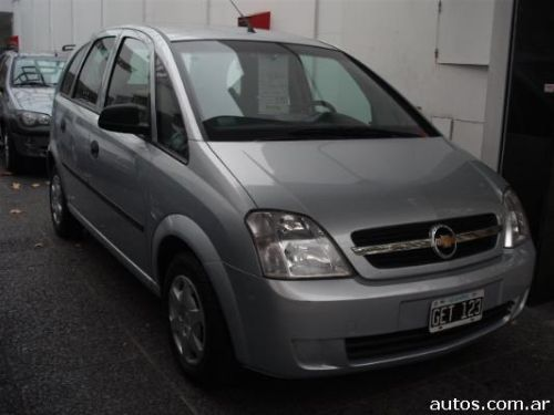 Chevrolet Meriva 2007 foto - 1